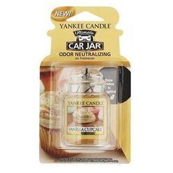 Car Jar Ultimate zapach samochodowy Vanilla Cupcake 1sztuka