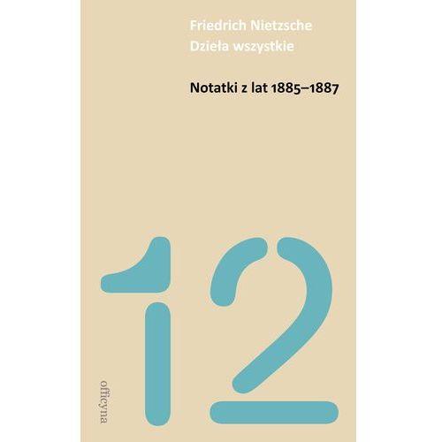 Filozofia, Notatki z lat 1885-1887 (opr. broszurowa)