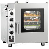Piece i płyty grzejne gastronomiczne, Bartscher Piec konwekcyjno-parowy Silversteam 5230M   3300W - kod Product ID
