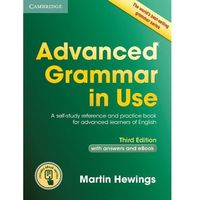 E-booki, Advanced Grammar in Use with answers and Interactive eBook * natychmiastowa wysyłka od 3,99