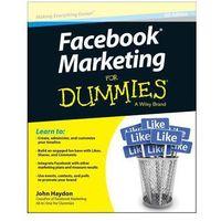 Biblioteka biznesu, Facebook Marketing for Dummies