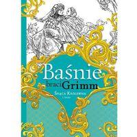Książki dla dzieci, Baśnie braci Grimm. Śpiąca Królewna i inne (opr. twarda)