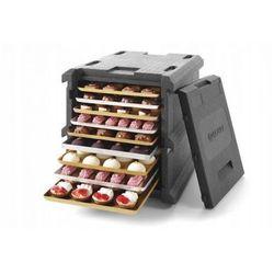 Hendi Pojemnik termoizolacyjny 9x 600x400- cateringowy - kod Product ID