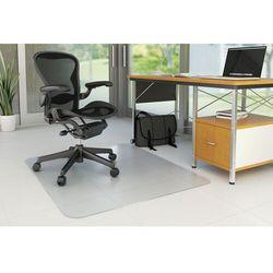 Mata pod krzesło Q-CONNECT, na podłogi twarde, 152,4x116,8cm, prostokątna