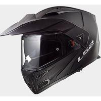 Kaski motocyklowe, KASK LS2 FF324 METRO EVO SOLID MATT BLACK
