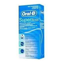 Oral-B Floss Super Nić dentystyczna do mostów x 50 odcinków