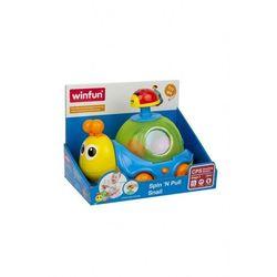 Zabawki niemowlęce do ciągnięcia 6O40G2 Oferta ważna tylko do 2031-06-11