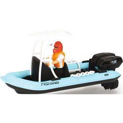 Dickie pojazd play life łódź rybacka