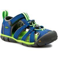 Sandały dziecięce, Sandały KEEN - Seacamp II Cnx 1014471 True Blue/Jasmine Green
