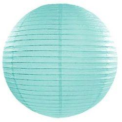 Lampion Kula tiffany blue - 35 cm - 1 szt.