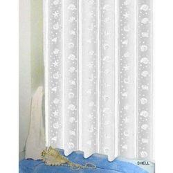Zasłona prysznicowa Bisk PEVA SHELL 03802