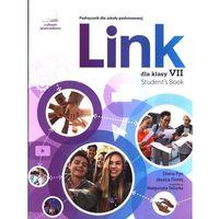 Książki do nauki języka, Link 7 podręcznik z cyfrowym odzwierciedleniem - praca zbiorowa (opr. broszurowa)