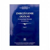 Książki medyczne, Znieczulenie ogólne w stomatologii klinicznej