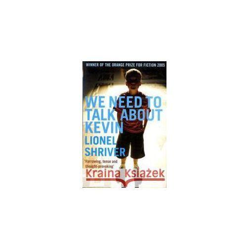 Książki kryminalne, sensacyjne i przygodowe, We Need to Talk About Kevin