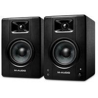 Pozostały sprzęt estradowy, M-Audio BX4 monitor aktywny (para) Płacąc przelewem przesyłka gratis!