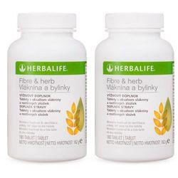 Herbalife 2x błonnik i zioła - 2 x 180 tabletek