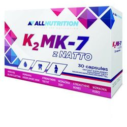 ALLNUTRITION Vit K2 z natto x 30 kapsułek