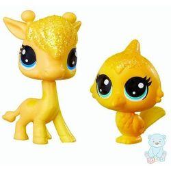 Littlest Pet Shop Tęczowe zwierzaki, Żyrafa
