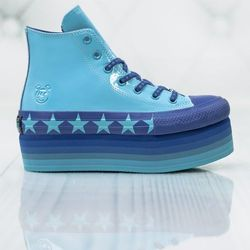 Converse x Miley Cyrus Chuck Taylor All Star Platform 563724C