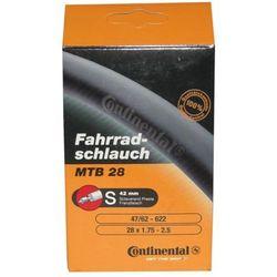 CO0182191 Dętka Continental MTB 28/29'' x 1,75'' - 2,5'' wentyl presta 60 mm
