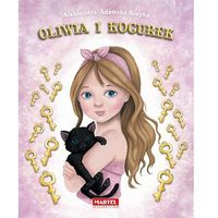 Książki dla dzieci, OLIWIA I KOCUREK (opr. broszurowa)