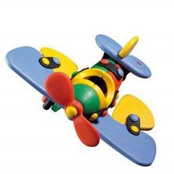 Zestaw do składania MIC-O-MIC Wesoły Konstruktor Mały samolot Motyl