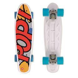 Penny board Street Surfing POP BOARD Popsi Yellow