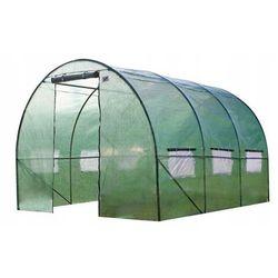 Tunel foliowy ogrodowy 2x3m