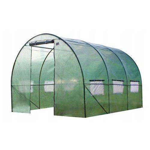 Szklarnie, Tunel foliowy ogrodowy 2x3m