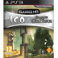 Gry PS3, Ico & Shadow of the Colossus (PS3)