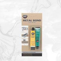 Pozostałe kosmetyki samochodowe, METAL BOND klej epoksydowy do łączenia metali o przemysłowej wytrzymałości - 56,7g