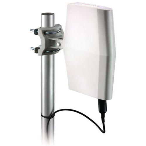 Anteny RTV, SDV8622 Wewnętrzna/zewnętrzna antena ze wzmocnieniem 40 dB Cyfrowa antena telewizyjna