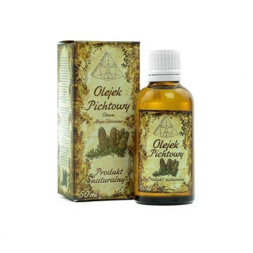 Olejki zapachowe, Olejek Pichtowy (Jodłowy), Abies Sibirica Oil, 100% naturalny, 50 ml