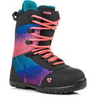 Buty do snowboardu, buty GRAVITY - Micra Black-Pink (BLACK-PINK) rozmiar: 34