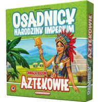 Puzzle, Osadnicy: Aztekowie