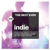 Pozostała muzyka rozrywkowa, THE BEST EVER INDIE - Różni Wykonawcy (Płyta CD)