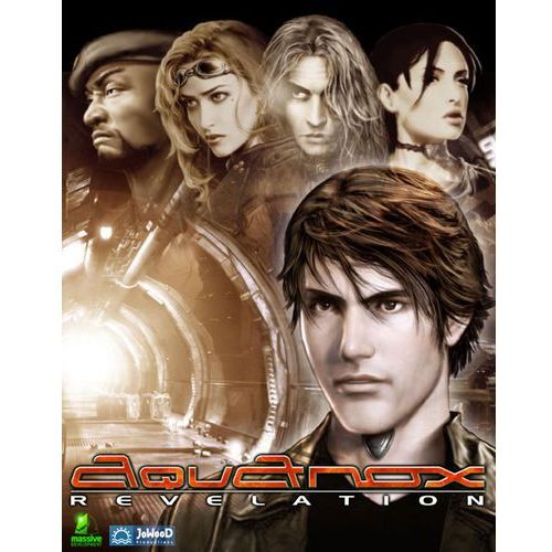 Gry PC, Aquanox 2 Revelation (PC)