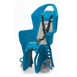 Fotelik rowerowy na bagażnik Polisport Koolah RMS - niebiesko/kremowy