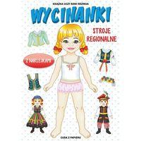 Wycinanki, Wycinanki Stroje regionalne - Anna Pietrzykowska