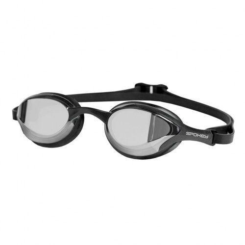 Maski, płetwy i fajki, Okularki okulary pływackie Spokey JET poliwęglan