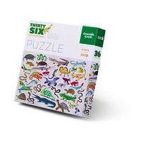 Puzzle, Puzzle: Thirty six - Reptiles&Amphibians/Plazi a obojživelníci (300 dílků) neuveden
