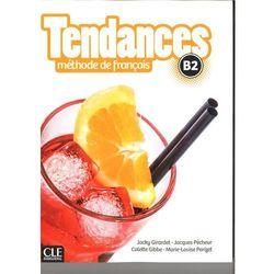 Tendances B2 Methode de francais + DVD (opr. miękka)