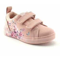 Buty sportowe dla dzieci American Club 11/20 Pudrowe - Pudrowy róż