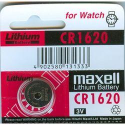 CR1620 Maxell 3.0V