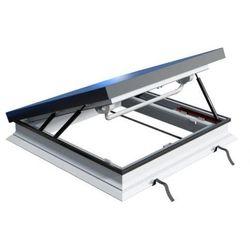 Okno wyłazowe do płaskiego dachu OKPOL PGM A1 120x120