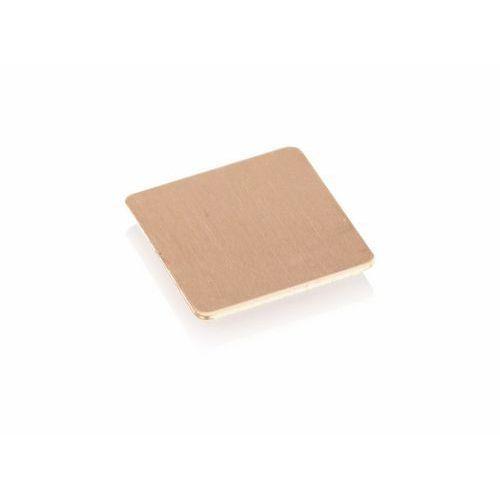Środki do sprzętu RTV, AAB Cooling Copper Pad 15x15x0.4 - 0.4mm