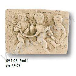 Dekor Antyczny Trawertynowy PUTTINI 36x26 cm