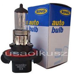 Żarówka reflektora Lincoln Mark LT H13 9008 - RING