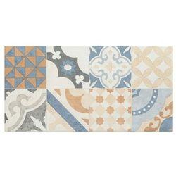 Glazura Neutral Arte 29,8 x 59,8 cm beżowa patchwork 1,07 m2