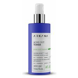 Arkana ACNE OUT TONER Tonik regulujący mikrobiom skóry (42063)